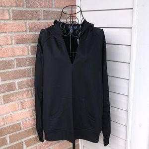 Wet Seal hoodie in black